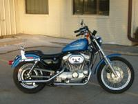 1997 Harley-Davidson XL883 Hugger Nice Low Mile Bike