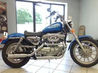 1997 Harley-Davidson XL883C SPORTSTER CUSTOM AN AWESOME