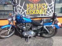 1997 HARLEY DAVIDSON XL1200 CUSTOM. BIKE RUNS AND LOOKS