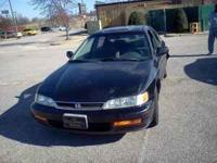 1997 Honda Accord Lx 4Door 5 speed This Car Does Not