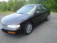 Options Included: N/ALOCAL TRADE! MUCH IN DEMAND HONDA!