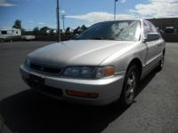 Options Included: Standard PaintThis 1997 Honda Accord