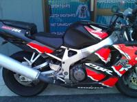 1997 CBR 900RR for sale, 2nd owner, ALL ORIGINAL,