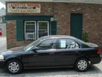 Options Included: N/A1997 HONDA CIVIC LX, 5 SPEED, RUNS