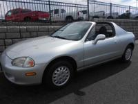 2DR. Auto. Removable Hard Top. Power Windows. Kenwood