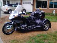 1997 Honda GL15SE1V Goldwing Special Edition Trike.