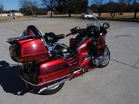 1997 Honda Goldwing GL1500 SEONLY **62,625** MILESLooks