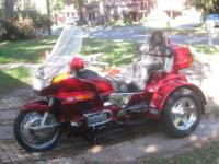 1997 HONDA GOLDWING in excellent condition and only