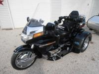 1997 Honda Goldwing Trike. This is a 2010 Motor Trike