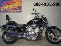 1997 Honda Magna 750 V-4 motorcycle for sale only