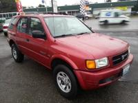 1997 Honda Passport. $900.00 OR REASONABLE OFFER!