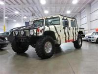 We are pleased to present this 1997 Hummer H1 for