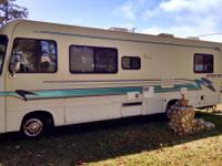 1997 Hurricane Fourwinds Motorhome - Ford - 30.5 Feet -