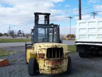 Description Stock # 1146 1997 Hyster Forklift $12,995,