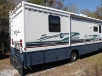 1997 36' Itasca Sun Cruiser RV Motor Home by
