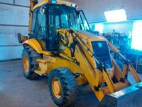 1997 JCB 214 S III Cab with Heat 4 Speed No Leaks Runs