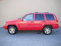 Options Included: N/A1997 Jeep Grand Cherokee2