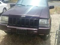 $2000 obo! Decided to sell my Jeep. It has been sitting