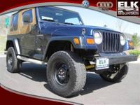 1997 JEEP WRANGLER Our Location is: Elk Mountain Motors