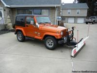 Jeep 97 Wrangler Sahara, excellent condition with