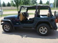 Options Included: 4WD, Gas, Tires - Front All-Terrain,