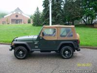 Options Included: 4x4, Driver Air Bag, Cloth Interior,