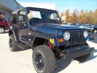 Options Included: 4 Wheel Drive, Fog Lamps, Removable