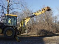 1997 John Deere 310SE Backhoe. All set to work !! -