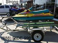 1997 Kawasaki Jet Ski STX900 for sale - Mechanic