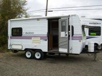 1997 Kit Road Ranger travel trailer?19 feet?corner bed