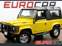 FEATURED: 1997 LANDROVER DEFENDER SPORTS RACK AUTOMATIC