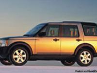 Make:  Land Rover Model:  Discovery Year: