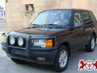 Options Included: N/A1997 LAND ROVER-RANGE ROVER 4.6