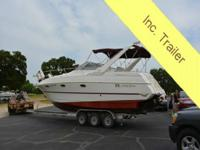 1997 Larson 310 Cabrio This is a brand new listing,