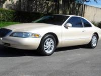 1997 Lincoln Mark VIII/ Mark 8 - Aluminum InTech V 8 -