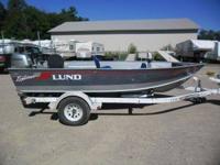 Stock # 3909 ? 1997 Lund 1600 explorer Boat Stock# 3908