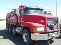 1997 MACK CH613 EZ454 Mack Engine 450 HP; 750,000