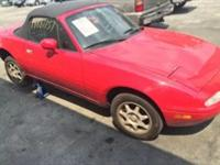 I am parting out a 97 Miata call or text for parts