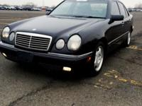 1997 Mercedes-Benz E420 Sport package,Very clean,Clean