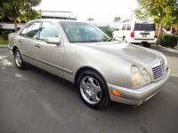 1997 MERCEDES E420 ONE OWNER CALIFORNIA CAR FROM NEW