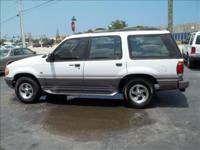 Options Included: N/A1997 MERCURY MOUNTAINEER 4DR V/8,