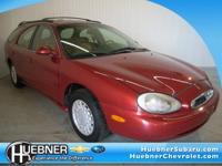 Options Included: N/AThis 1997 Mercury Sable GS has