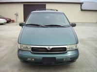 1997 Mercury Villager GS