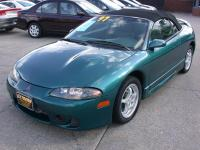 Very Clean. Well kept Mitsubishi Eclipse GS Spyder