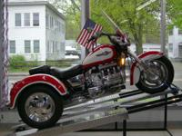 1997 Motor Trike GL1500 CYCLE DESIGN PHILLIPSTON MA