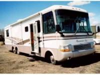 1997 Newmar Mountain Aire Class A This 38 foot RV has a