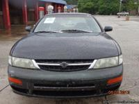 1997 Nissan Maxima 169K, Automatic Transmission, Green,