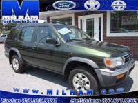 Options Included: Pwr Rack & Pinion Steering, 21.1