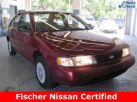 1997 Sentra GXE *** 35 MPG!! ** One of a Kind!!! ---