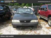 1997 Nissan Sentra Our Location is: AutoNation Ford